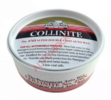 Collinite No 476s Super Double Coat Auto Wax 9oz